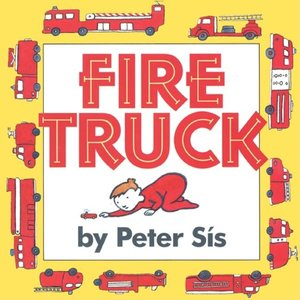 Fire Truck (Board Book) - To Be Autographed 9/21