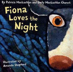 Fiona Loves The Night - Autographed Hardcover