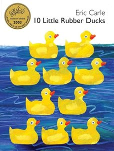 10 Little Rubber Ducks - Hardcover