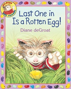 Last One In Is A Rotten Egg - Softcover