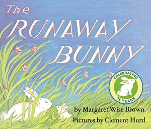 The Runaway Bunny Board Book
