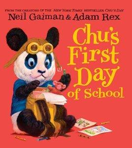 Chu's First Day of School - Board Book