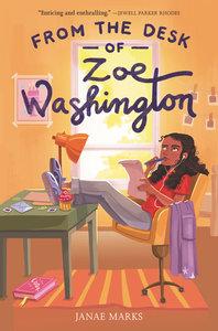 From the Desk of Zoe Washington PB