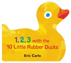 123 with 10 Little Rubber Ducks