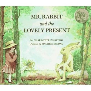 Mr Rabbit & the Lovely Present - Softcover
