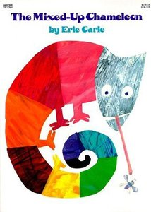 The Mixed Up Chameleon - Softcover