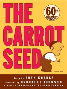 The Carrot Seed- Papaerback