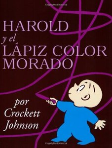 Harold & the Purple Crayon Spanish Softcover