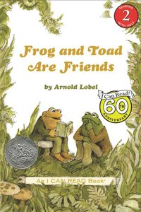 Frog And Toad Are Friends - Softcover