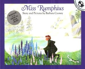 Miss Rumphius - Softcover