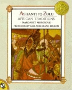 Ashanti to Zulu: African Traditions (Softcover)