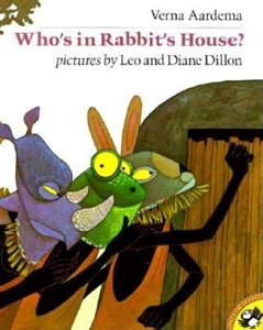 Who's in Rabbit's House? (Softcover)
