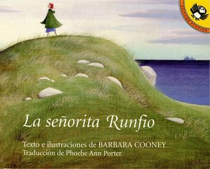 Miss Rumphius - Spanish Softcover