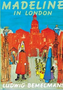Madeline in London - Softcover