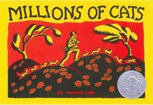Millions Of Cats - Softcover