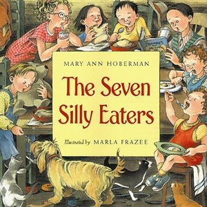 The Seven Silly Eaters (Softcover)