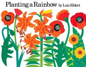 Planting a Rainbow Board Book