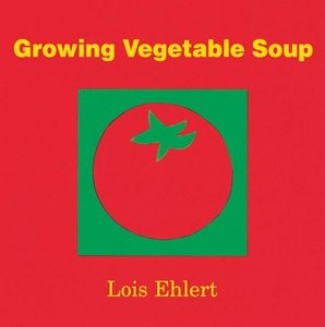 Growing Vegetable Soup Board Book