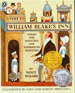 A Visit To William Blake's Inn (with Autographed Bookplate
