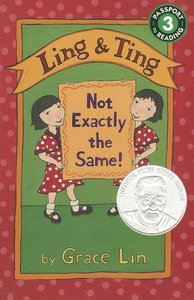 Ling & Ting: Not Exactly The Same (Paperback)
