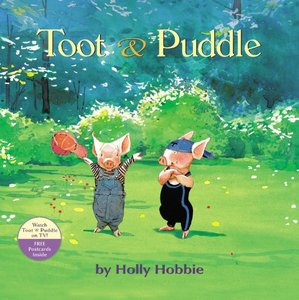 Toot & Puddle (Paperback)
