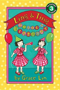 Ling & Ting: Share Birthday (Paperback)