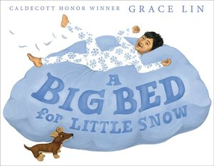 A Big Bed for Little Snow - Autographed