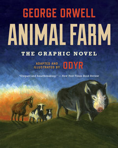 Animal Farm Graphic Novel
