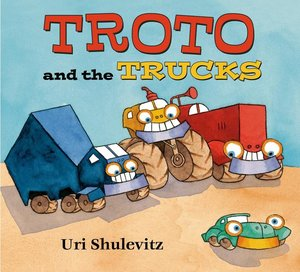 Troto and the Trucks - Autographed First Edition Hardcover