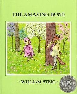 The Amazing Bone - Hardcover