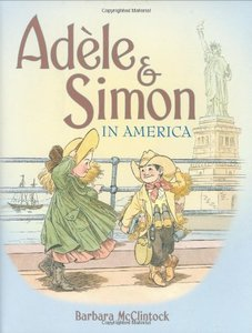Adele & Simon in America- To Be Autographed