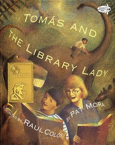 Tomas And The Library Lady PB-Autographed