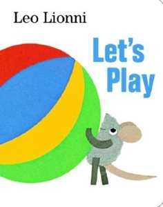 Let's Play - Board Book