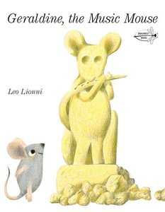 Geraldine The Music Mouse - Softcover