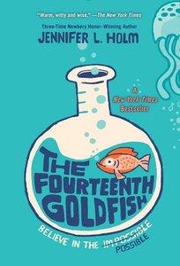 Fourteenth Goldfish (Paperback)