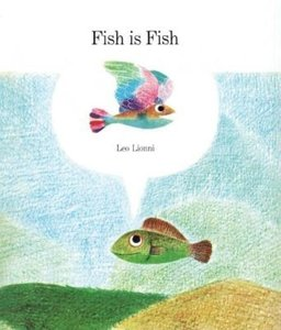 Fish is Fish - Hardcover