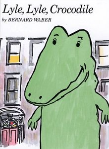 Lyle, Lyle, Crocodile - Hardcover
