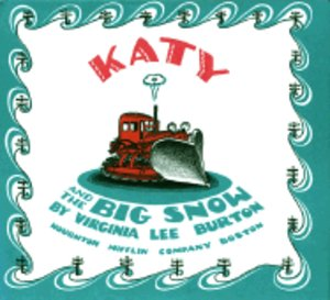 Katy and the Big Snow - Hardcover