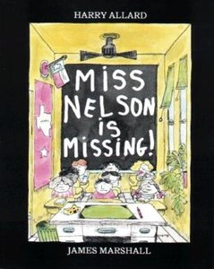 Miss Nelson is Missing - Softcover
