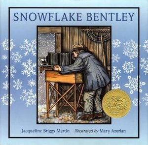 Snowflake Bentley Hardcover (with Mary Azarian Bookplate)