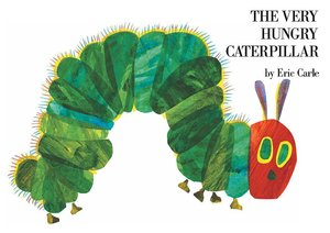 The Very Hungry Caterpillar - Hardcover