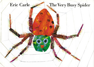 The Very Busy Spider - Hardcover