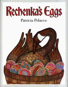 Rechenka's Eggs - Hardcover