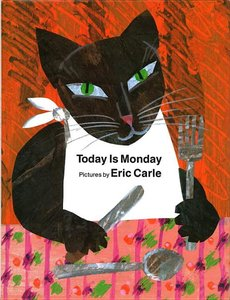 Today Is Monday (Hardcover)