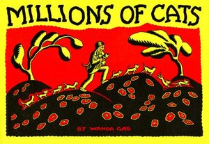 Millions Of Cats - Hardcover