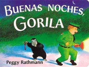 Goodnight Gorilla Spanish Board Book