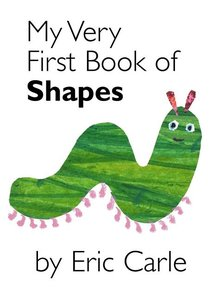 My Very First Book Of Shapes - Board Book