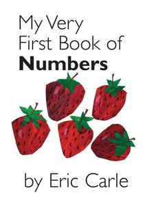 My Very First Book Of Numbers - Board Book