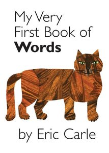 My Very First Book Of Words - Board Book