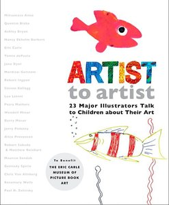 Artist To Artist - Hardcover